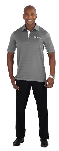 Elevate Men's Prescott Golf Shirt