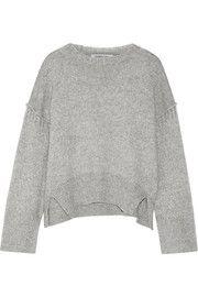 Harris wool-blend sweater