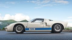 Ford #GT40 film car from Le Mans