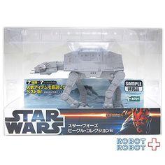 スターウォーズ ビークルコレクション6 AT-AT サンプル非売品 STAR WARS VEHICLE COLLECTION vol.6 AT-AT Sample Display Box F-toys #starwars #スターウォーズ #中野ブロードウェイ #ロボットロボット  #ROBOTROBOT #スターウォーズ買取