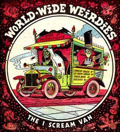 Ken Reid - World Wide Weirdies 63