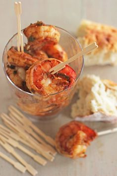 Chili Jumbo Shrimp