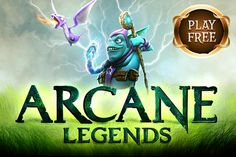 Review Arcane Legends Android App  >>>  click the image to learn more...