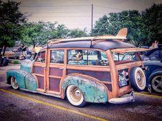 old school transport surf