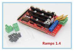 [Visit to Buy] RAMPS 1.4 3D printer control panel printer Control Reprap MendelPrusa RAMPS #Advertisement