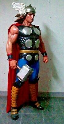 MIGHTY THOR COMICS VERSION Custom Statue Life Size 6 foot resin toy kit XM | eBay Comic Books For Sale, Spiderman, Batman, Unknown Soldier, Teen Titans, Thor, Resin, Kit, Statue