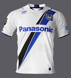Gamba Osaka 2015 Umbro Away Kits