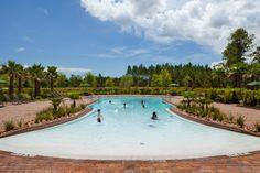 Coastal Oaks at Nocatee amenities. #neighborhood #shallowaccess #pool @Toll Brothers