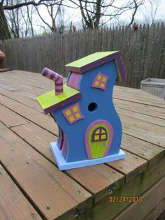 Handmade Custom Wooden Whimsical Dr Seussstyle by tomscraftcastle, $40.00
