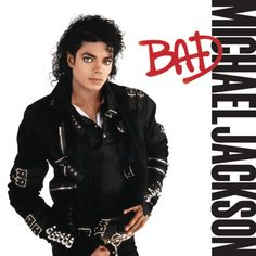 Michael Jackson Bad, Michael Jackson Album Covers, Bad Michael, Michael Jackson Records, Michael Jackson Poster, Paul Jackson, The Velvet Underground, Storm Thorgerson, Atom Heart Mother