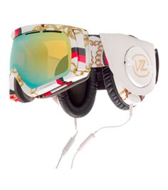 Fancy - 2008/2009 Snowboard Gear Review: Von Zipper Snowboarding Goggles