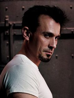 Robert Knepper (T Bag Bagwell)-fav character in Prison Break!