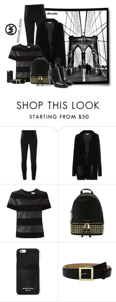"""nr 799 / Michael Kors"" by kornitka ❤ liked on Polyvore featuring MICHAEL Michael Kors and Michael Kors"