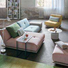 Einzelsofa RIKA · Pfister Outdoor Sectional, Sectional Sofa, Couch, Outdoor Furniture Sets, Outdoor Decor, Design, Home Decor, Stool, Modular Couch