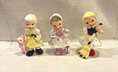 UCAGCO Japan Porcelain/Ceramic Girls One by VintagePrairieHome