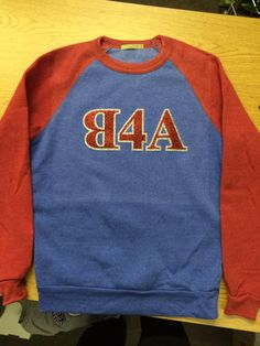 *******The B4A Superbowl Sweater