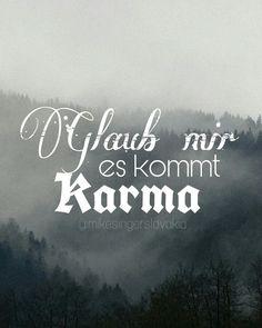 #karma #mikesinger #germany