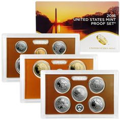 2016 U.S. Proof Set - 13 Coin Set