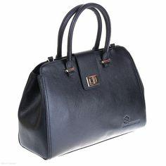 Groovy Bowler (Black) - Shoulder Bags - Jenn Louise