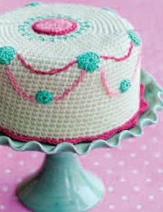 FREE PATTERN ~ C ~ CAKE Confection ~