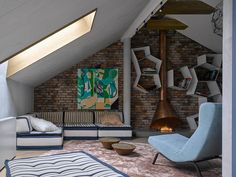 Amber Apartment by Detali Design | HomeAdore