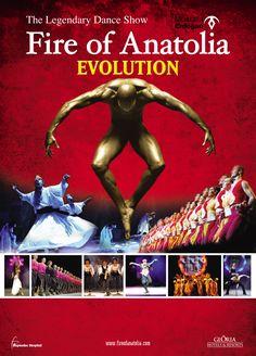 "The Turkish dance team, ""Fire of Anatolia"""