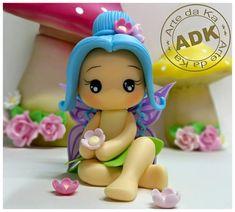 Fairy - Fadinha de biscuit                                                                                                                                                     More
