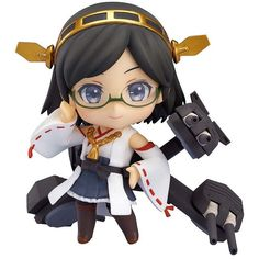 NENDOROID Kantai Collection -KanColle- : Kirishima