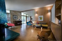 William Benson Designed Mid-Century Modern Home