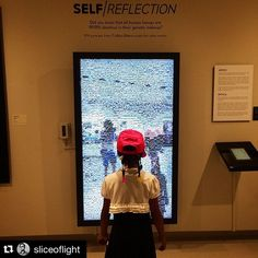 Enjoy Pay What You Wish at for an additional week! Now until Sept. 4 - you decide the cost of admission every Wednesday, Thursday and Friday! Photo by Thursday, Wednesday, Interactive Installation, Human Connection, Wish, Reflection, Friday, Museum, Digital