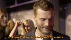 Jamie Dornan Canada - dailymels:  A little alcoholic dork aka Jamie... Jamie Dornan Interview, Canada