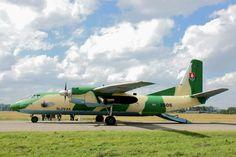 Antonov An-26 by the Slovakian air force