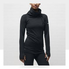 Nike Pro Hyperwarm Hybrid Women's Training Shirt (perfect liner) $70