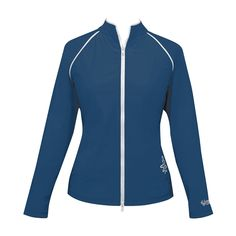 Sun Protective Clothing, Sun and Swim Water Jacket for Women - UPF 50+    @uvskinz