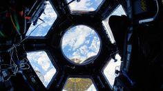 A 4K Ultra HD Fisheye Tour of the International Space Station