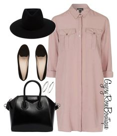 """#661"" by gypsyroseboutique on Polyvore featuring Topshop, rag & bone, Givenchy, Latelita and Luv Aj"