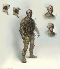 my concept art for crytek (us future soldier), Denis Didenko on ArtStation at https://www.artstation.com/artwork/eJzJG
