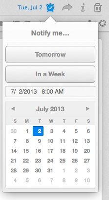 How to set reminders in Evernote
