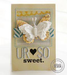 Card Inspiration {Make It Mini} — Pink Paislee