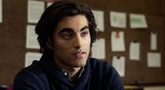 """Blake Michael as Vance in """"The Student""""  2017"""