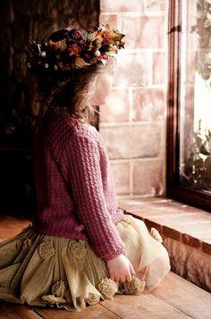 Autumn ~ precious little girl
