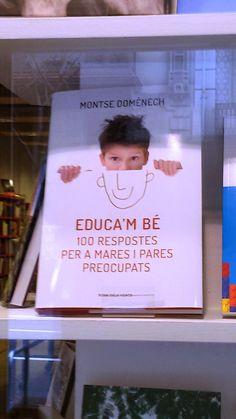 """""""Educa'm be"""", 100 respostes per a mares i pares preocupats. Editorial Rosa dels Vents"""