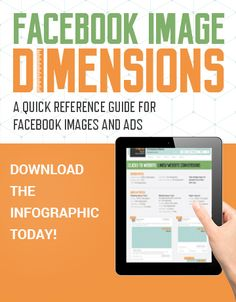 All Facebook image dimensions, post and ad specs and text character limits in one place. Reference this infographic or download the PDF for later!