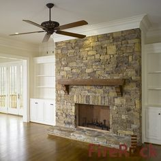 built-in shelves around fireplace | ... [ALotnumber]Cozy Keeping ...