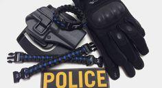 Nueva pulsera Paracord I.T.E.POL. | Bracelet Design