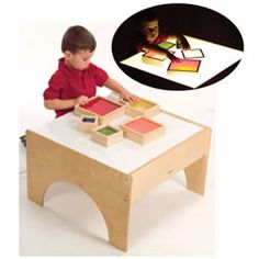 Light Table Standing Table, Toddler Classroom, Play Based Learning, Early  Learning, Light