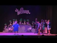 Chew It from Hilton Head Christian Academy's 2016 production of Willy Wonka Jr Willy Wonka, Jr, Christian, Concert, Youtube, Recital, Christians, Concerts, Festivals