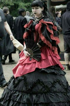 My last outfit from WGT 2013
