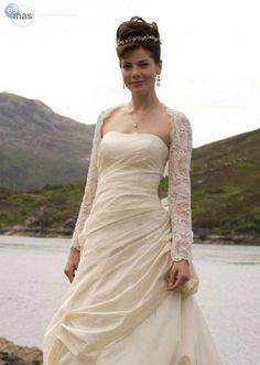 Michelle Monaghan en Quiero robarme a la novia. (Foto: Columbia Pictures) (FOTO:Cortesía)