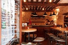 Frenchie Bar à Vins - Anthony Bourdain stop at Chef Gergory Marchand's, get there by 7pm (2nd arr)